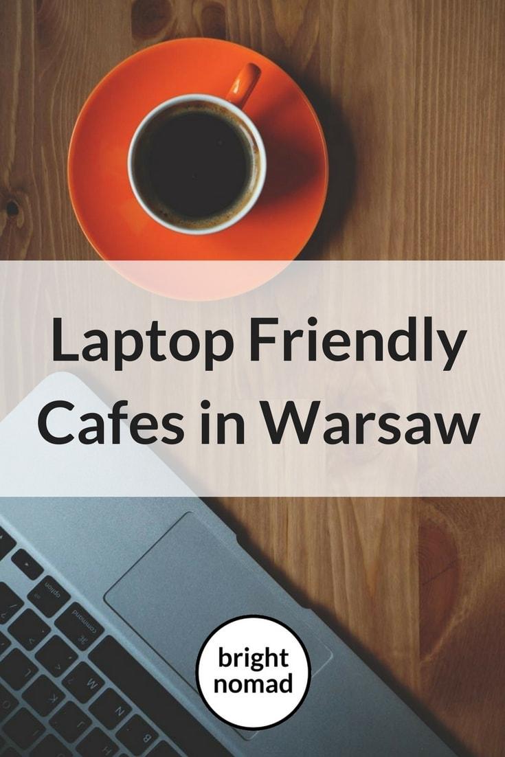 Warsaw Laptop Friendly Cafes for digital nomads