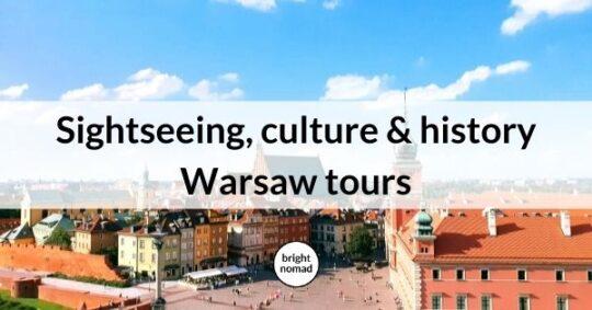 Warsaw Tours Poland