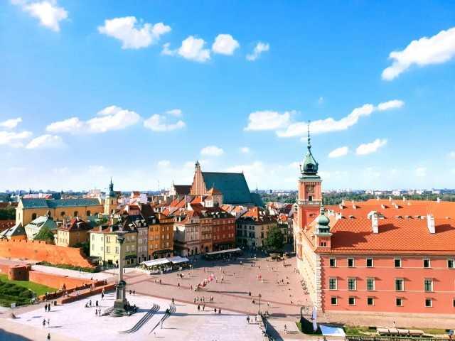 Warsaw free tours
