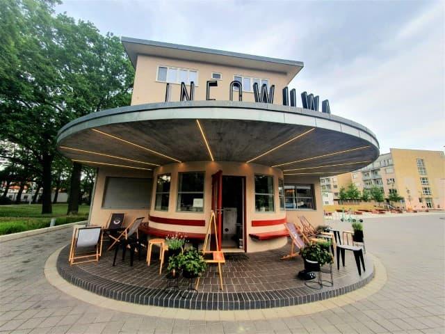 WuWa cafe