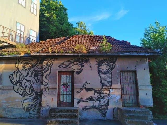 art in Kaunas