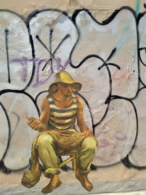 Street art by Julien de Casabianca