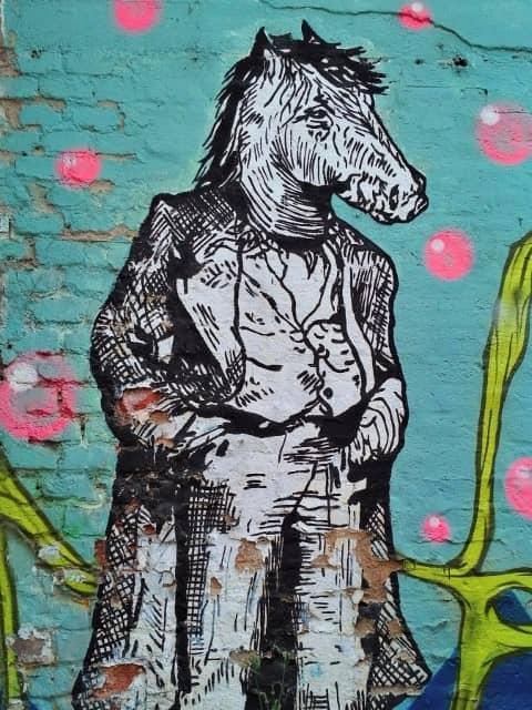 Zagreb Street Art Medika