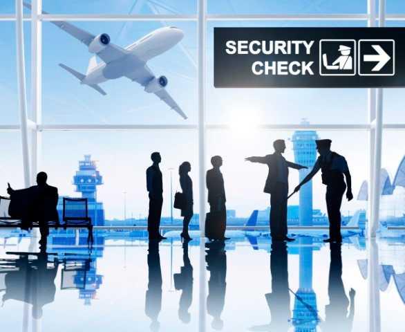 security checks at airports