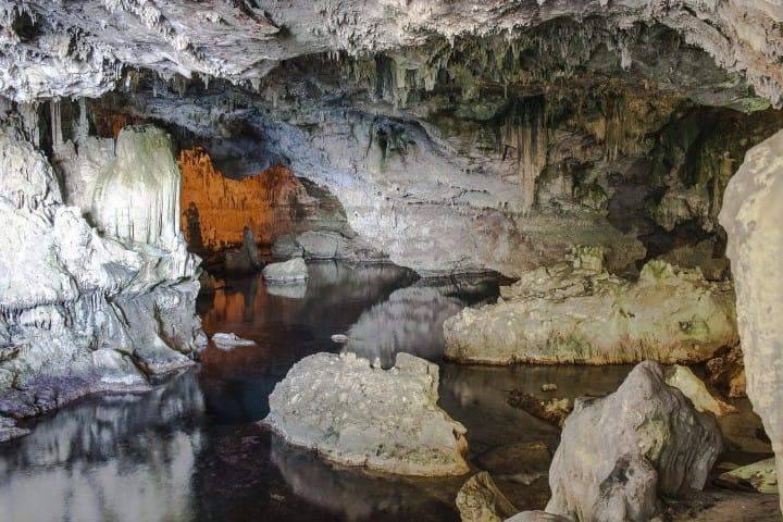 Caves Neptune Alghero Capo, Sardinia