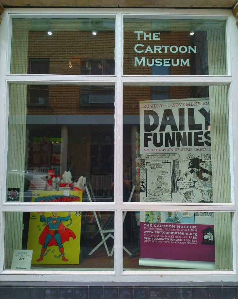 cartoon museum