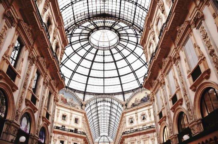 Milan virtual tours