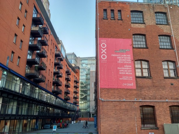 Oxo Tower South Bank London )