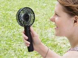 Rechargeable Fan travel gadget