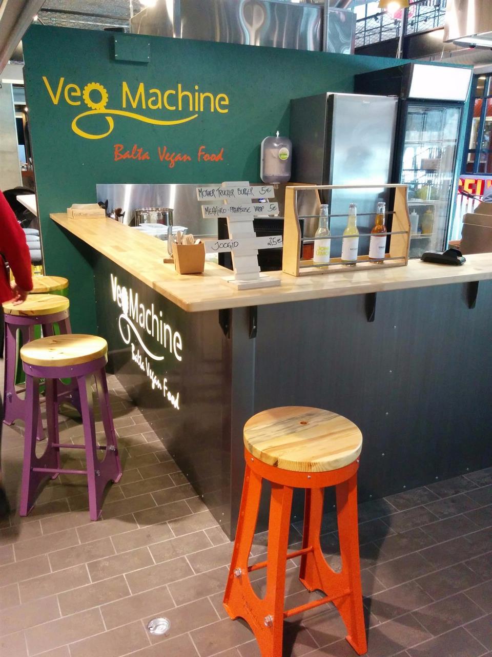 Veg Machine Tallinn