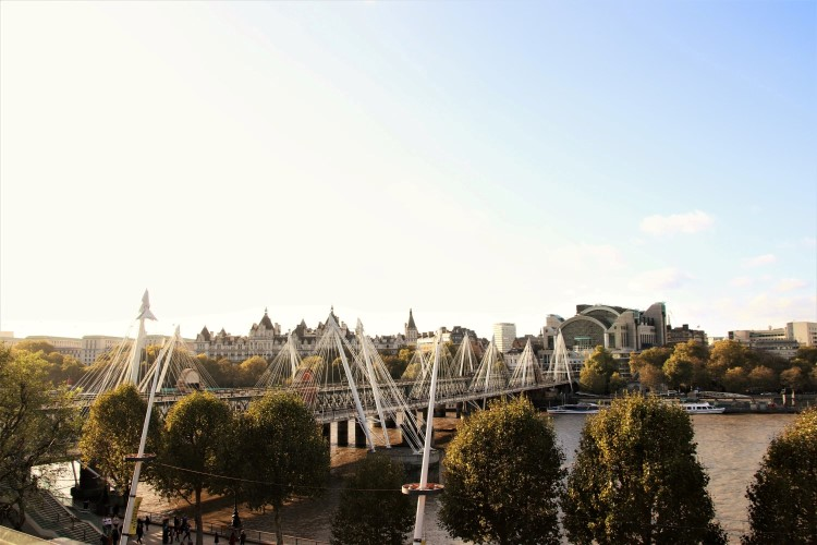 Views from South Bank Centre London