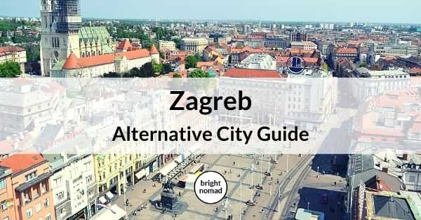 Zagreb Alternative City Guide